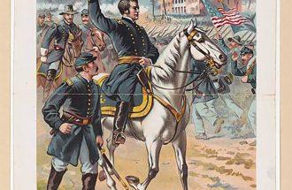Hooker at Chancellorsville