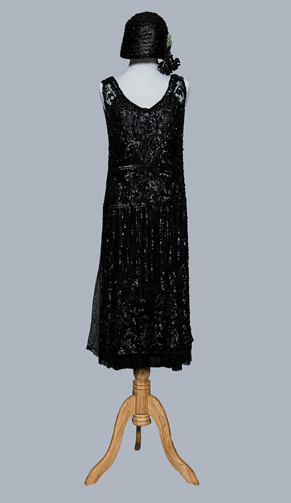 Dress, c.1920s 996.15.24 Photograph courtesy of Manfred Saul
